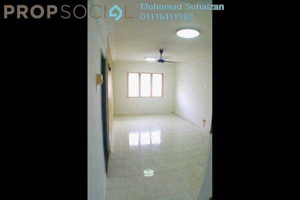 For Rent Apartment at Ukay Perdana, Ukay Freehold Unfurnished 3R/2B 750translationmissing:en.pricing.unit