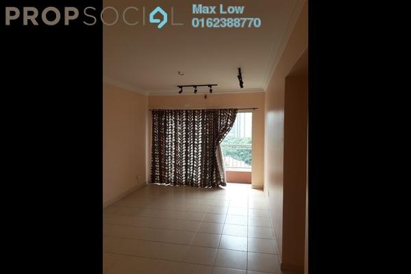 For Sale Condominium at Plaza Medan Putra, Bandar Menjalara Freehold Unfurnished 3R/2B 390k