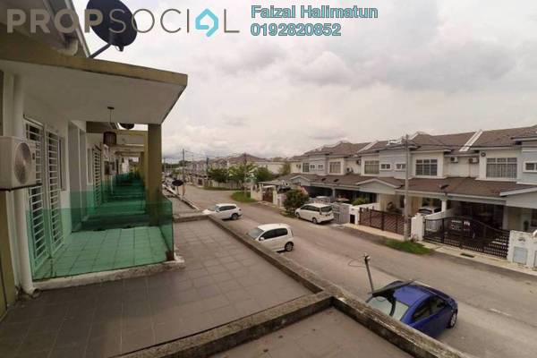 For Rent Townhouse at Pearl Villa, Bandar Saujana Putra Freehold Unfurnished 4R/2B 1k