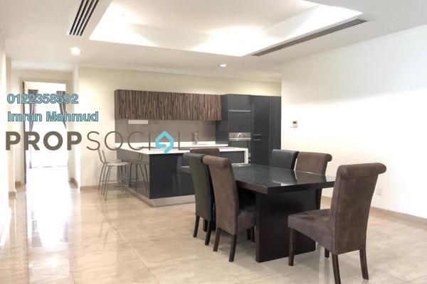For Sale Condominium at 28 Mont Kiara, Mont Kiara Freehold Semi Furnished 3R/3B 2.15m