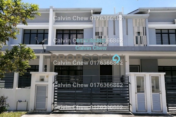 For Sale Terrace at M Residence 2, Rawang Freehold Unfurnished 4R/3B 306k