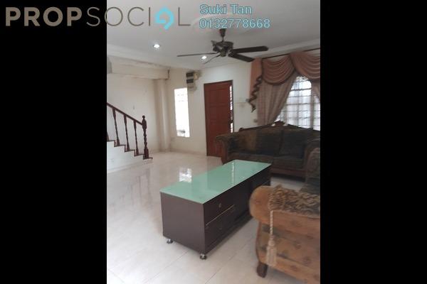 For Sale Terrace at Taman Sri Segambut, Segambut Freehold Semi Furnished 4R/3B 1.25m