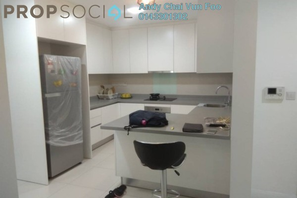 For Rent Serviced Residence at Three28 Tun Razak, KLCC Freehold Fully Furnished 2R/2B 3.5k