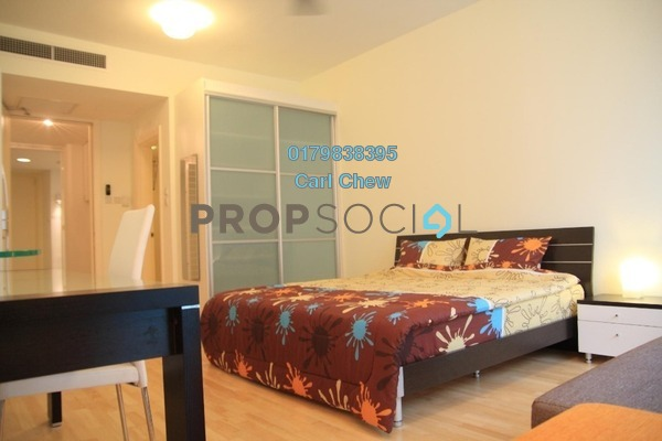 For Rent SoHo/Studio at Solaris Dutamas, Dutamas Freehold Fully Furnished 1R/1B 1.8k