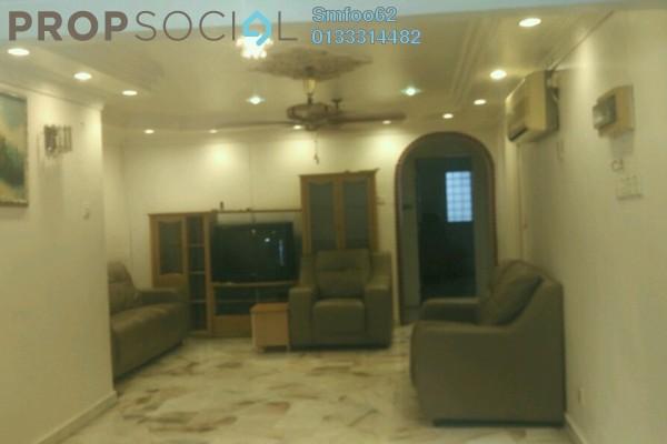 For Sale Townhouse at Taman Setapak Indah, Setapak Freehold Semi Furnished 3R/2B 530k