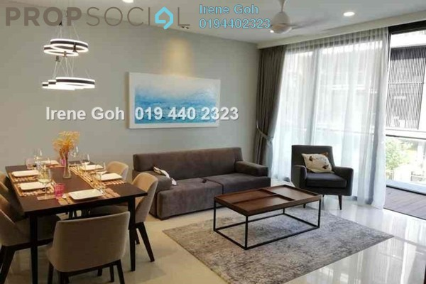 For Rent Condominium at Shorefront, Georgetown Freehold Fully Furnished 3R/5B 8.5k