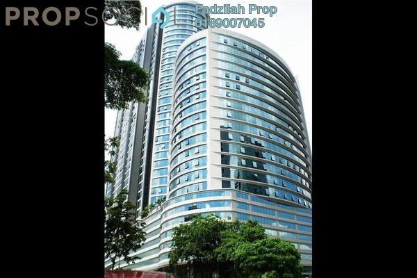 For Rent Office at Menara UOA Bangsar, Bangsar Freehold Semi Furnished 0R/0B 7k