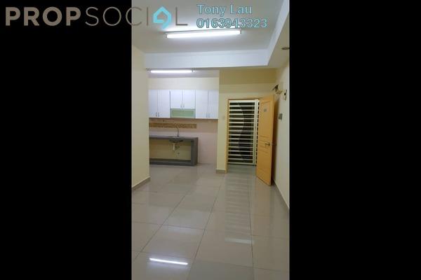 For Rent Apartment at Putra Suria Residence, Bandar Sri Permaisuri Freehold Semi Furnished 3R/2B 1.4k