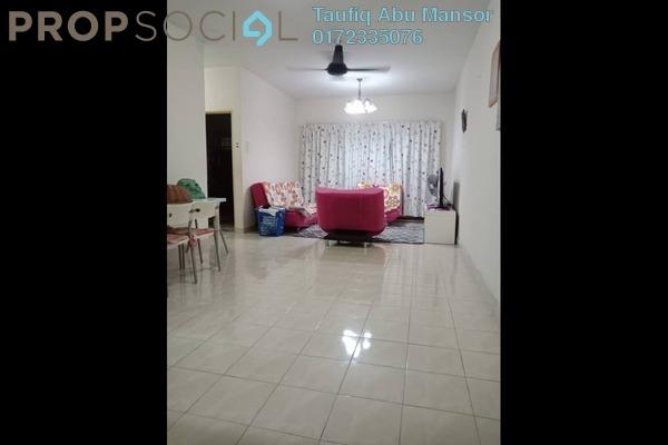 For Sale Apartment at Sri Pinang Villa, Pandan Indah Leasehold Unfurnished 3R/2B 320k