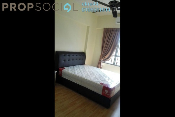 For Sale Condominium at D'Alamanda, Cheras Freehold Fully Furnished 3R/2B 469k