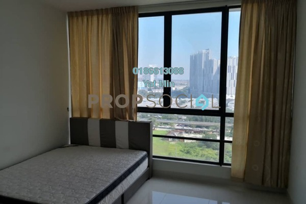 For Rent Condominium at The Z Residence, Bukit Jalil Freehold Fully Furnished 3R/2B 2.1k