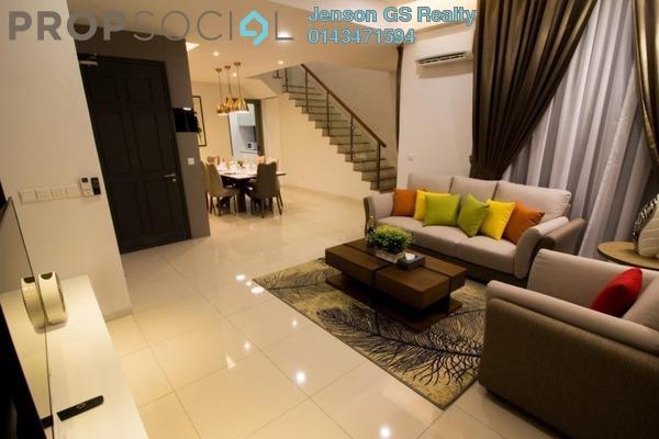 For Sale Condominium at The Park, Seri Kembangan Freehold Semi Furnished 3R/3B 1.28m