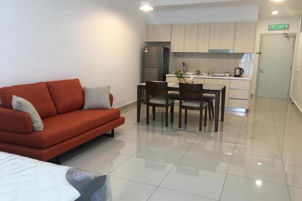 For Rent Condominium at VIVO Suites @ 9 Seputeh, Old Klang Road Freehold Fully Furnished 1R/1B 2k
