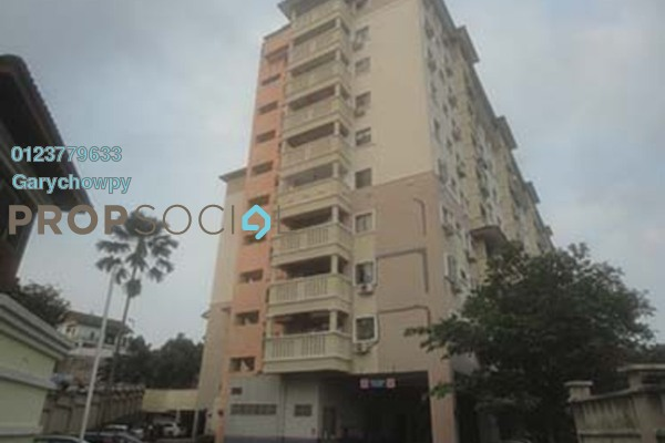 For Sale Condominium at Koi Legian, Bandar Puchong Jaya Freehold Semi Furnished 3R/2B 346k