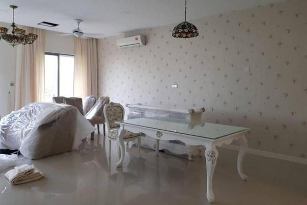 For Rent Terrace at Park Villa @ Sunway Eastwood, Seri Kembangan Freehold Semi Furnished 4R/6B 4.2k