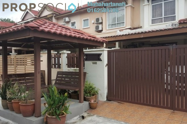 For Sale Terrace at Taman Kajang Prima, Kajang Freehold Semi Furnished 5R/4B 540k