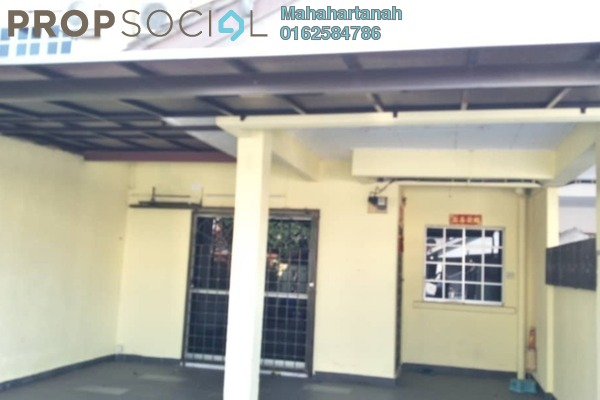 For Sale Terrace at Bandar Teknologi Kajang, Semenyih Freehold Semi Furnished 4R/3B 435k