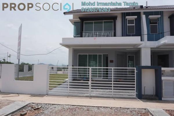 For Sale Terrace at Antara Gapi, Serendah Freehold Unfurnished 4R/3B 440k