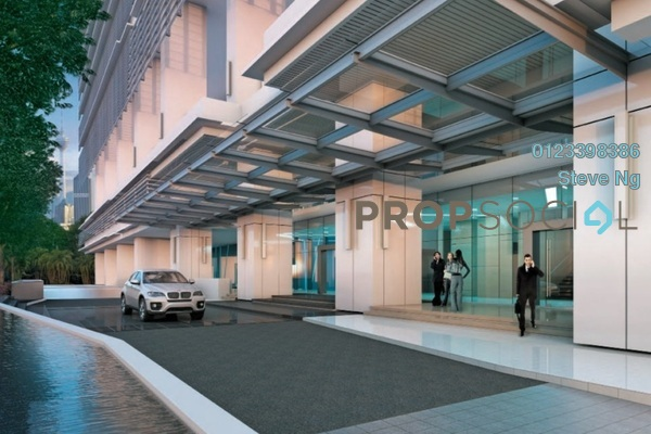 For Rent Office at Q Sentral, KL Sentral Freehold Unfurnished 0R/0B 7.19k