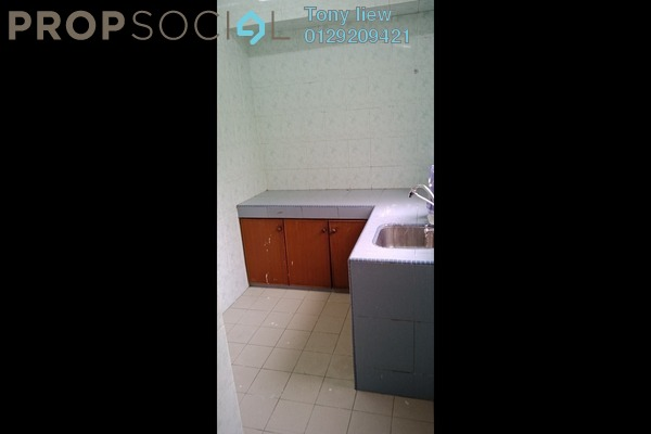 For Sale Terrace at Taman Dato' Senu, Sentul Leasehold Semi Furnished 3R/3B 430k