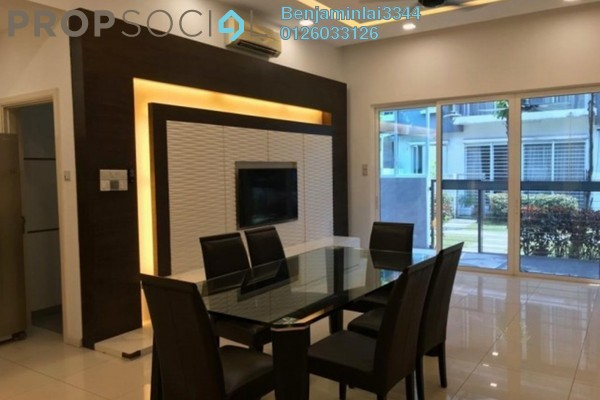 For Rent Terrace at Amelia, Desa ParkCity Freehold Fully Furnished 4R/3B 6.8k