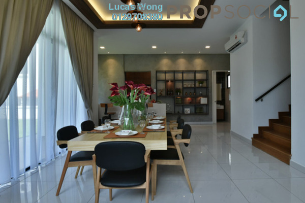 For Sale Semi-Detached at Akira, 16 Sierra Freehold Unfurnished 6R/7B 1.86m
