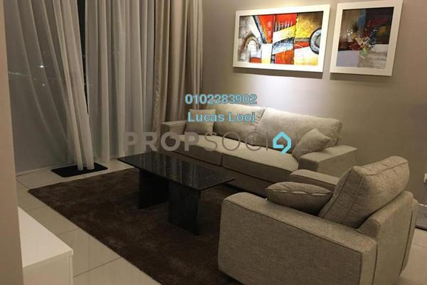 For Rent Condominium at Sunway GEO Residences, Bandar Sunway Freehold Fully Furnished 4R/3B 5.5k