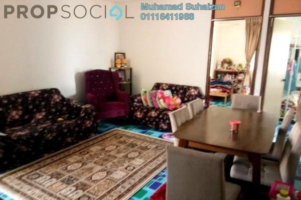 For Sale Apartment at Desa Pandan Apartment, Desa Pandan Leasehold Semi Furnished 3R/2B 225k