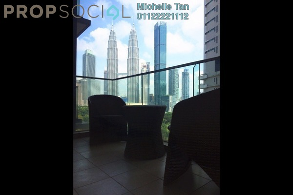For Rent Condominium at Stonor Park, KLCC Freehold Fully Furnished 3R/4B 8k