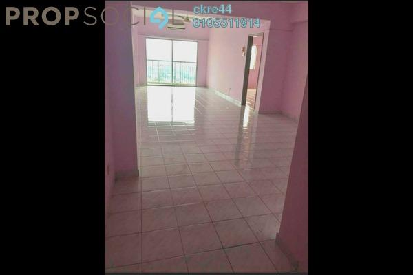 For Sale Condominium at Pandan Villa, Pandan Indah Freehold Unfurnished 3R/2B 460k