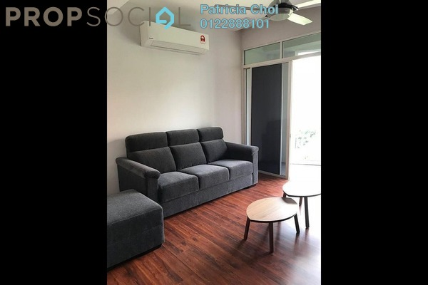 For Rent Condominium at 1A Stonor, KLCC Freehold Fully Furnished 2R/2B 3.5k