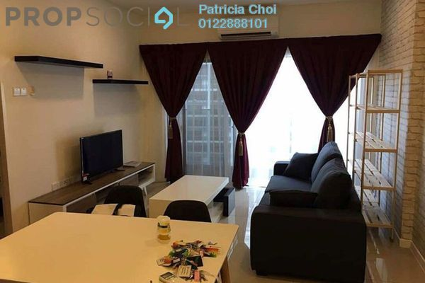 For Rent Condominium at D'Latour, Bandar Sunway Freehold Fully Furnished 2R/2B 2.8k