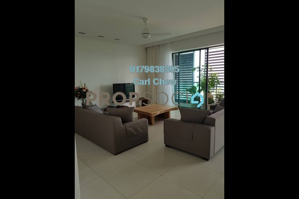 For Rent Condominium at Zehn Bukit Pantai, Bangsar Freehold Fully Furnished 3R/4B 10k