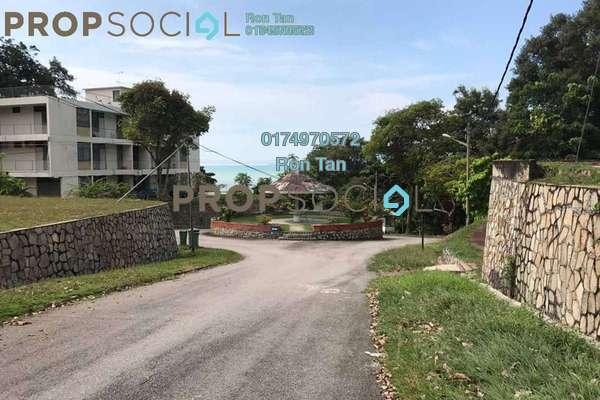 For Sale Land at Tingkat Laut, Tanjung Bungah Freehold Unfurnished 0R/0B 77m