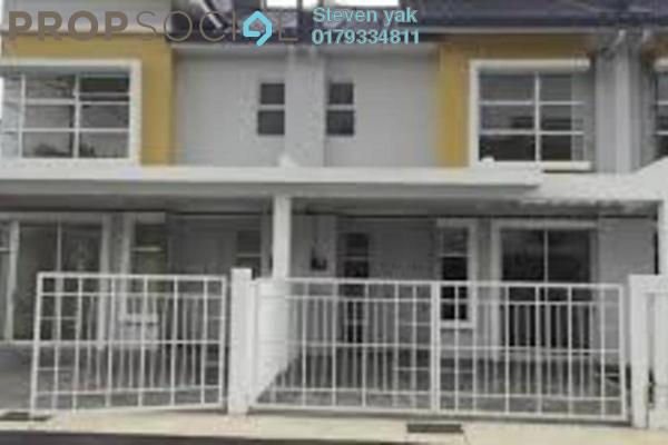 For Sale Terrace at Semenyih Sentral, Semenyih Freehold Unfurnished 4R/3B 473.0千