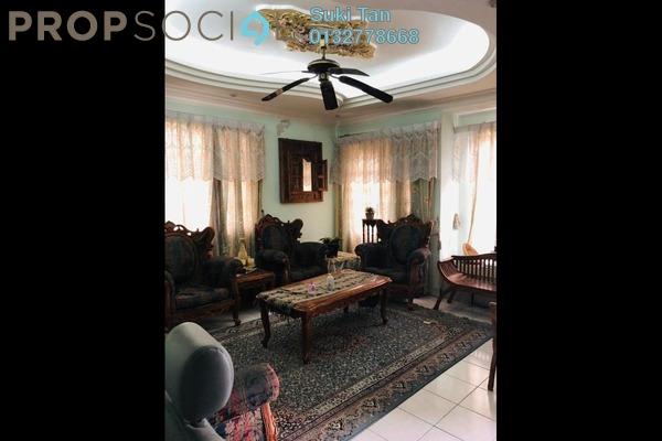 For Sale Terrace at SD10, Bandar Sri Damansara Freehold Semi Furnished 4R/3B 1.05m