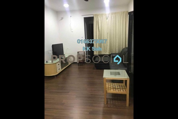For Rent Serviced Residence at Silk Sky, Balakong Freehold Fully Furnished 3R/2B 1.4k