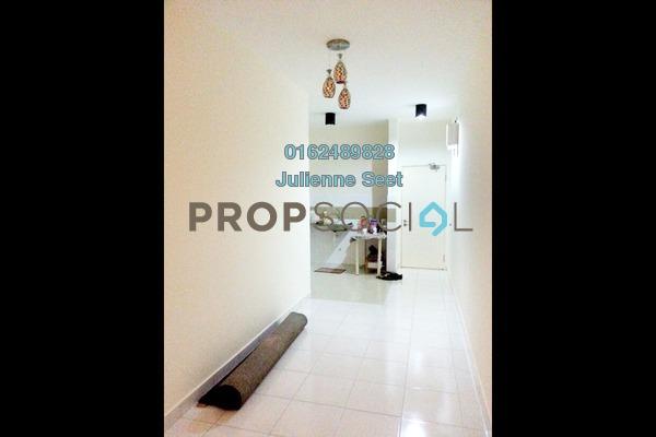 For Rent Condominium at Metropolitan Square, Damansara Perdana Freehold Fully Furnished 2R/1B 1.3k