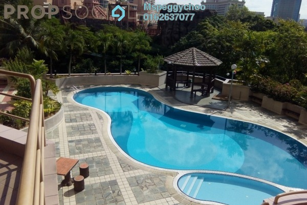 For Rent Condominium at Indah Villa, Bandar Sunway Freehold Fully Furnished 2R/1B 1.65k