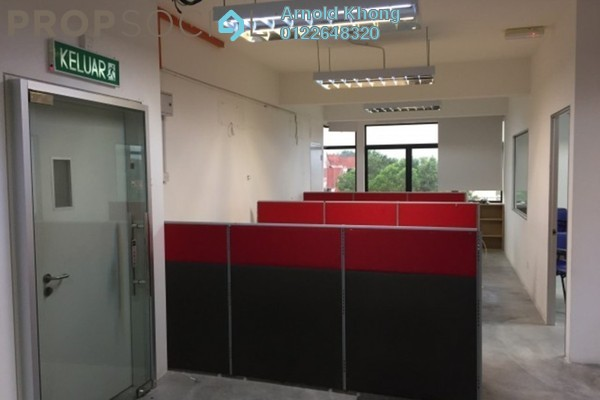 For Rent Shop at Medan Connaught, Cheras Freehold Semi Furnished 0R/2B 1.5k