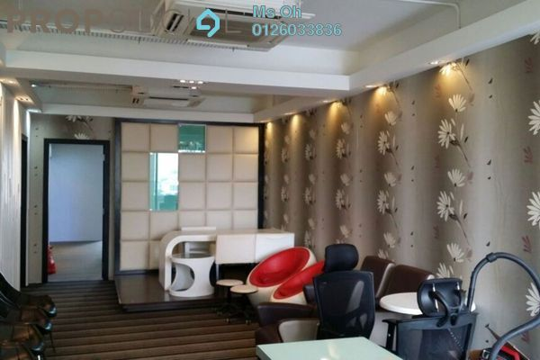 For Rent Office at PJ8, Petaling Jaya Freehold Semi Furnished 0R/0B 12.5k