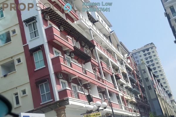 For Rent Condominium at Mei On The Madge, Ampang Hilir Freehold Fully Furnished 2R/2B 2.5k