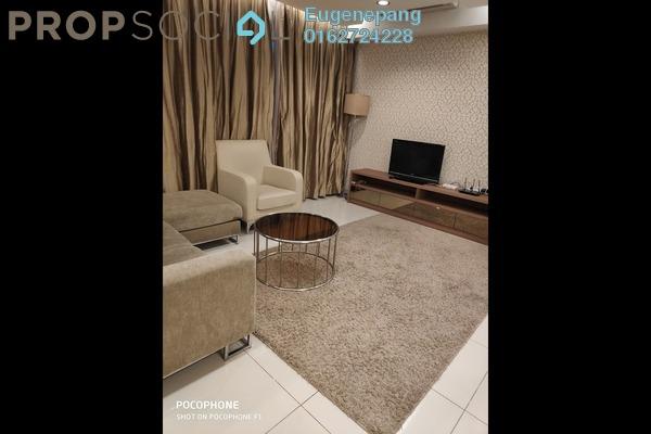 For Sale Condominium at Regalia @ Jalan Sultan Ismail, Kuala Lumpur Freehold Fully Furnished 3R/3B 850k