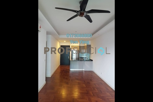 For Rent Serviced Residence at Residency V, Old Klang Road Freehold Semi Furnished 2R/2B 1.7k