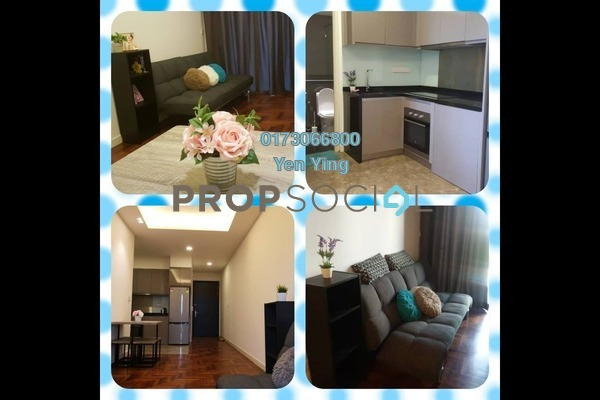For Rent Serviced Residence at Residency V, Old Klang Road Freehold Fully Furnished 2R/2B 2.3k