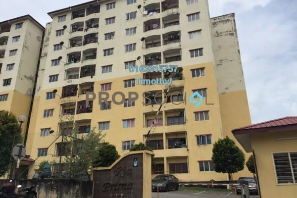 For Rent Condominium at Ria Prima, Kajang Freehold Unfurnished 3R/2B 800translationmissing:en.pricing.unit