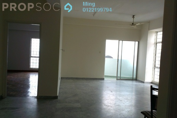 For Rent Condominium at Ridzuan Condominium, Bandar Sunway Freehold Semi Furnished 3R/2B 1.3k