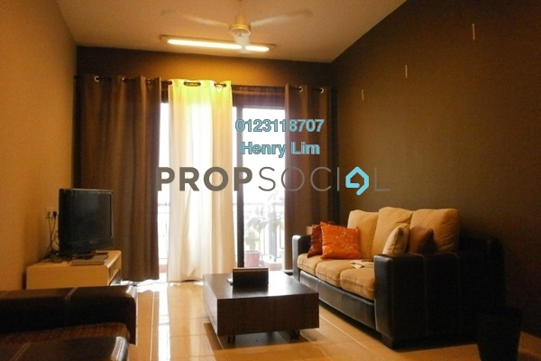 For Sale Condominium at Casa Indah 1, Tropicana Freehold Semi Furnished 3R/3B 680k