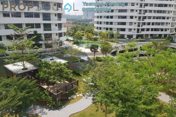 For Sale Serviced Residence at O2 City, Puchong Leasehold Unfurnished 2R/2B 699k