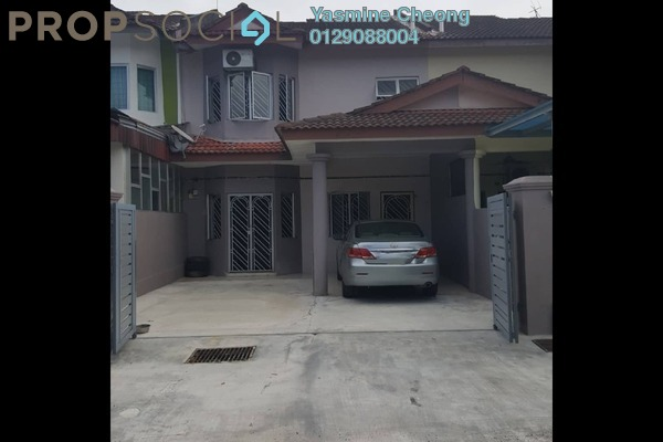 For Sale Terrace at Taman Harmoni, Semenyih Freehold Unfurnished 3R/3B 580k